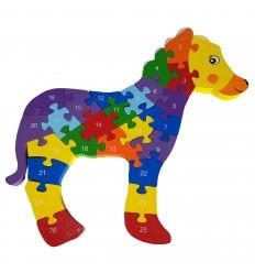 puzzle din lemn scoalaAZ